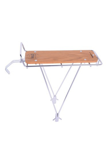 Wald Woody Rear Rack - Silver